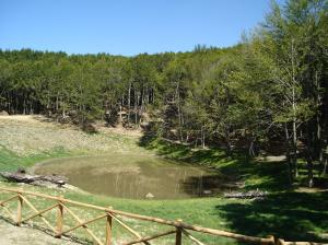 lago degli Idoli/ ciliegeta - Monte Falterona
