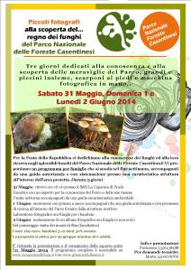 Week end Funghi Capanna di Fraja