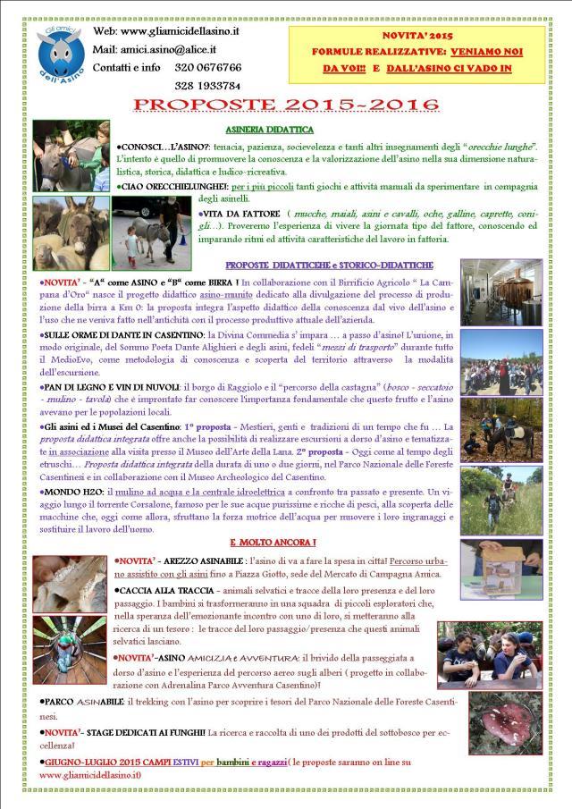 lettera scuole 2015-16