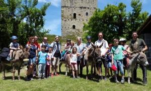 Trekking al Castello di Porciano