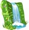 waterfall-310140_1280